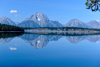 Reflections Grand Tetons