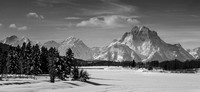 Grand Tetons Winter